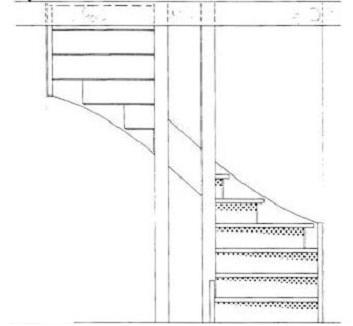 Houten trap op maat gemaakt for Houten trappen op maat gemaakt
