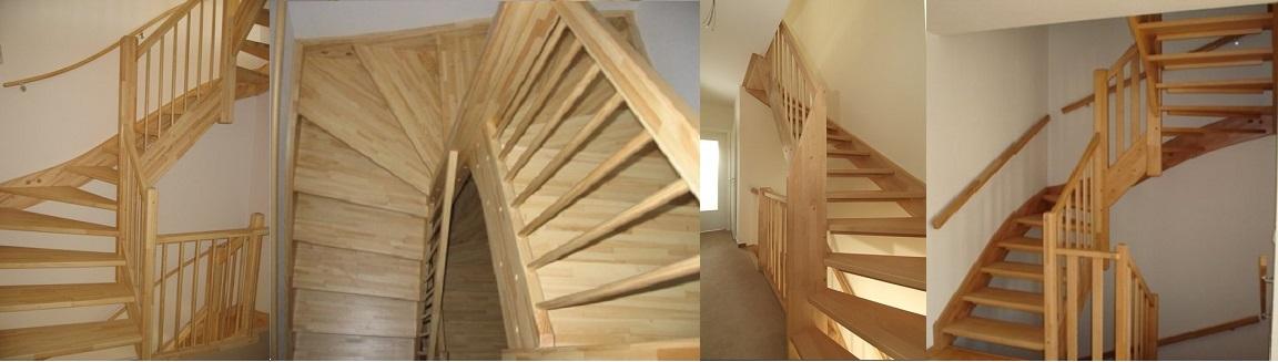 Verwonderlijk Houten trap op maat gemaakt. houtentrap.nl AQ-44